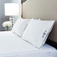 Protect-A-Bed Therm-A-Sleep Back Sleeper Nordic Chill Fiber Pillow