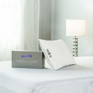 Protect-A-Bed Therm-A-Sleep Stomach Sleeper Nordic Chill Fiber Pillow