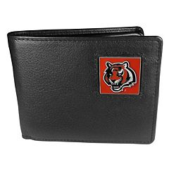 Men's Cincinnati Bengals Bifold Wallet