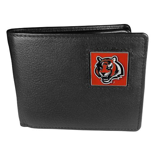 Men's Cincinnati Bengals Bifold Wallet