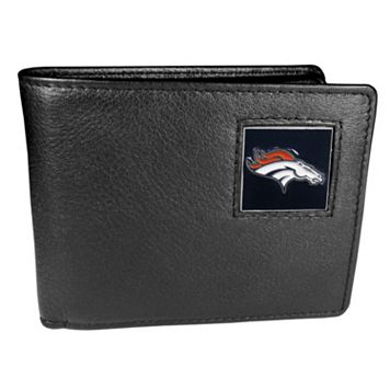 Men's Denver Broncos Bifold Wallet