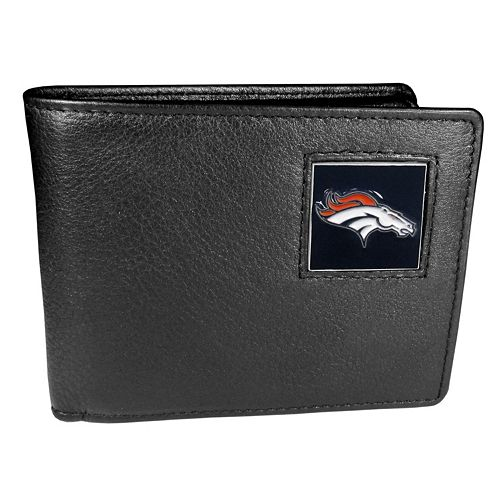 Men's Denver Broncos Bifold Wallet