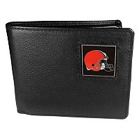 Men's Cleveland Browns Bifold Wallet