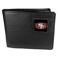 Men's San Francisco 49ers Bifold Wallet