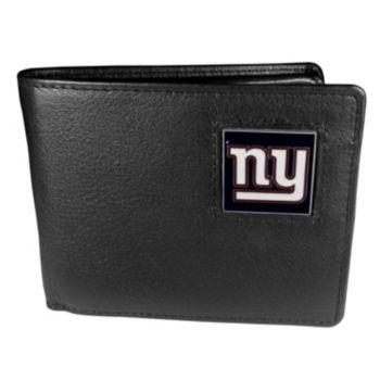 Men's New York Giants Bifold Wallet
