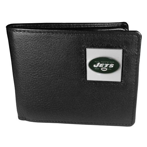 Men's New York Jets Bifold Wallet