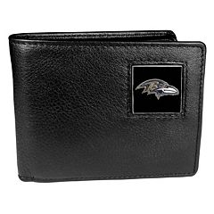 Men's Baltimore Ravens Bifold Wallet