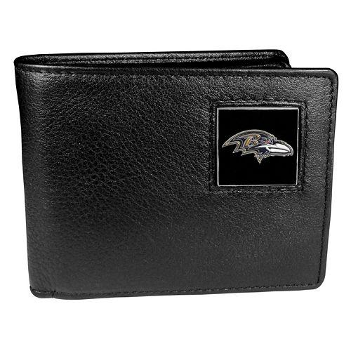 Men's Baltimore Ravens Bifold Wallet