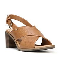 Dr. Scholl's Sequence Women's Block Heel Sandals