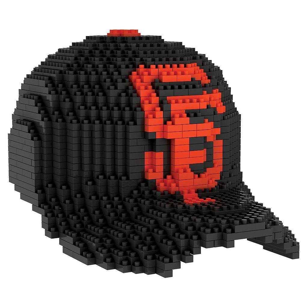 Forever Collectibles San Francisco Giants BRXLZ 3D Baseball Cap Puzzle Set
