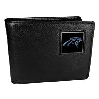 Men's Carolina Panthers Bifold Wallet