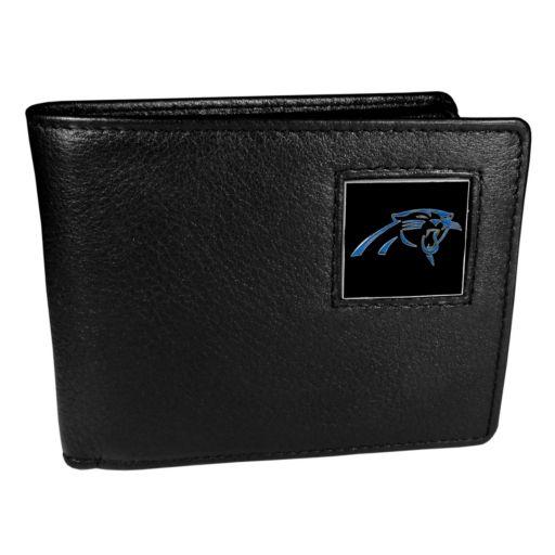 Men's Carolina Panthers Bifold Wallet