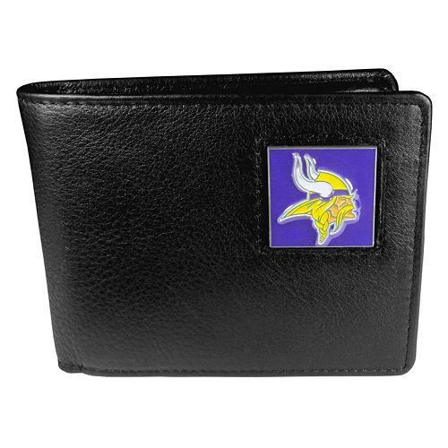 Men's Minnesota Vikings Bifold Wallet