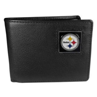 Men's Pittsburgh Steelers Bifold Wallet