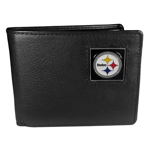 Men's Pittsburgh Steelers Bifold Wallet