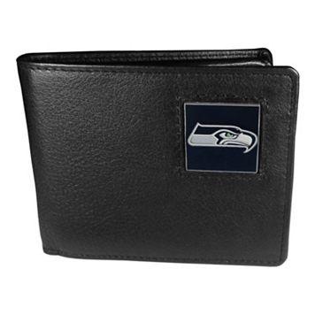 Men's Seattle Seahawks Bifold Wallet