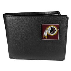 Men's Washington Redskins Bifold Wallet