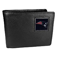 Men's New England Patriots Bifold Wallet