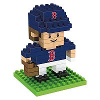 Forever Collectibles Boston Red Sox BRXLZ 3D Mini Player Puzzle Set