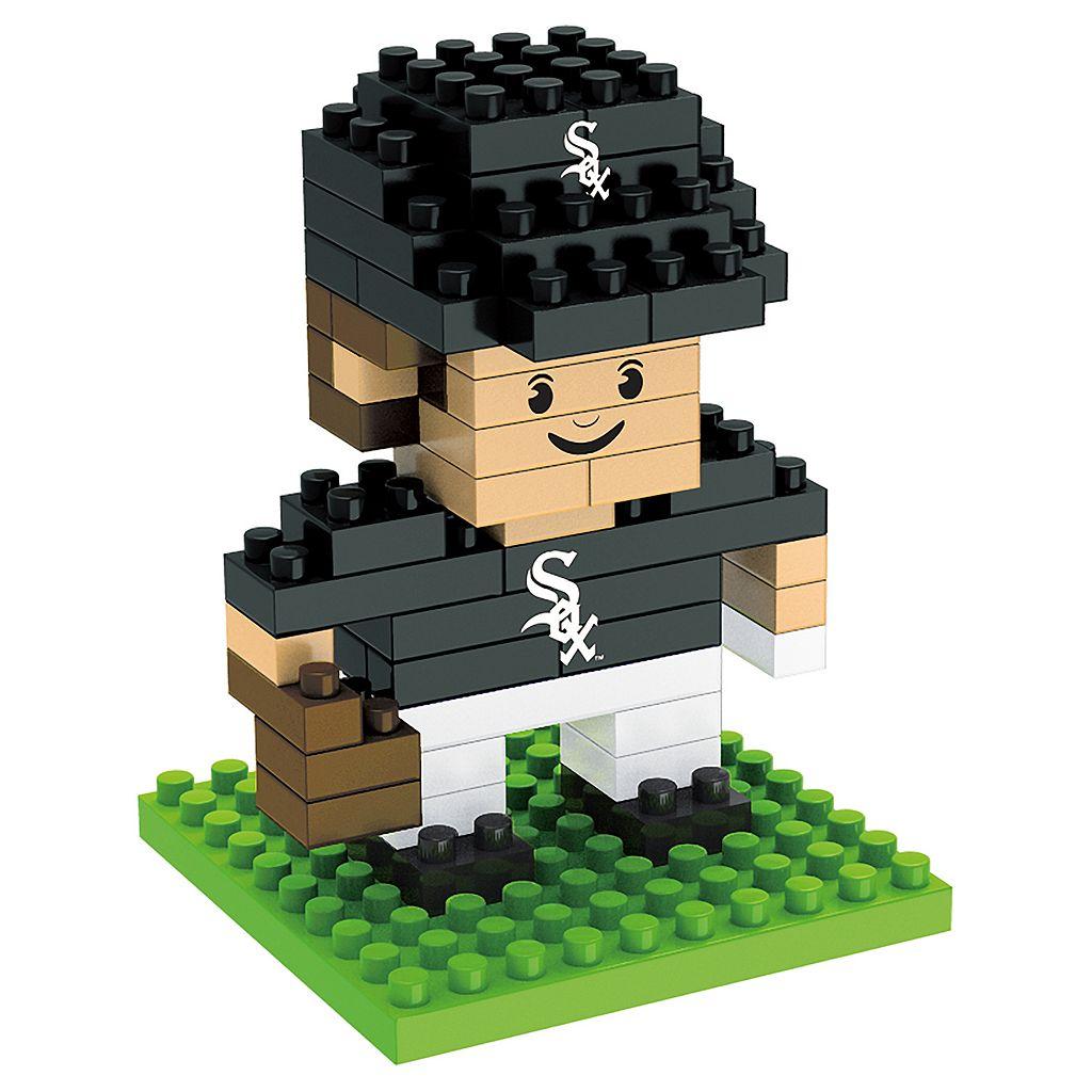 Forever Collectibles Chicago White Sox BRXLZ 3D Mini Player Puzzle Set