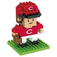 Forever Collectibles Cincinnati Reds BRXLZ 3D Mini Player Puzzle Set