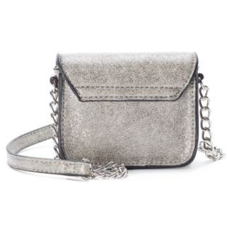 SO® Glittery Mini Crossbody Bag