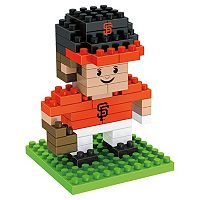 Forever Collectibles San Francisco Giants BRXLZ 3D Mini Player Puzzle Set