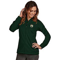 Women's Antigua Boston Celtics Golf Jacket