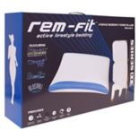 Protect-A-Bed REM-Fit Rest 300 Series Memory Foam Sleeper Pillow