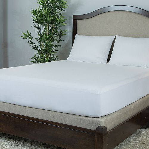Protect A Bed Basic Smooth Waterproof Mattress Protector