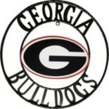 Georgia Bulldogs 18-Inch Wrought Iron Wall Décor
