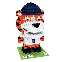 Forever Collectibles Detroit Tigers BRXLZ 3D Mascot Puzzle Set