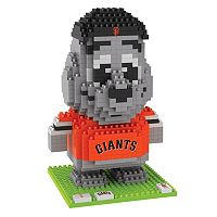 Forever Collectibles San Francisco Giants BRXLZ 3D Mascot Puzzle Set
