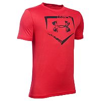 Boys 8-20 Under Armour Diamond Tee