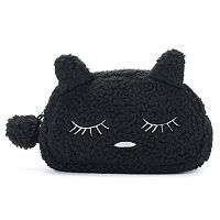 SO® Embroidered Cat Coin Purse