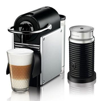 Nespresso Pixie Espresso Machine with Aeroccino