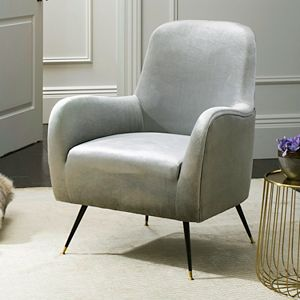 Safavieh Noelle Velvet Accent Chair