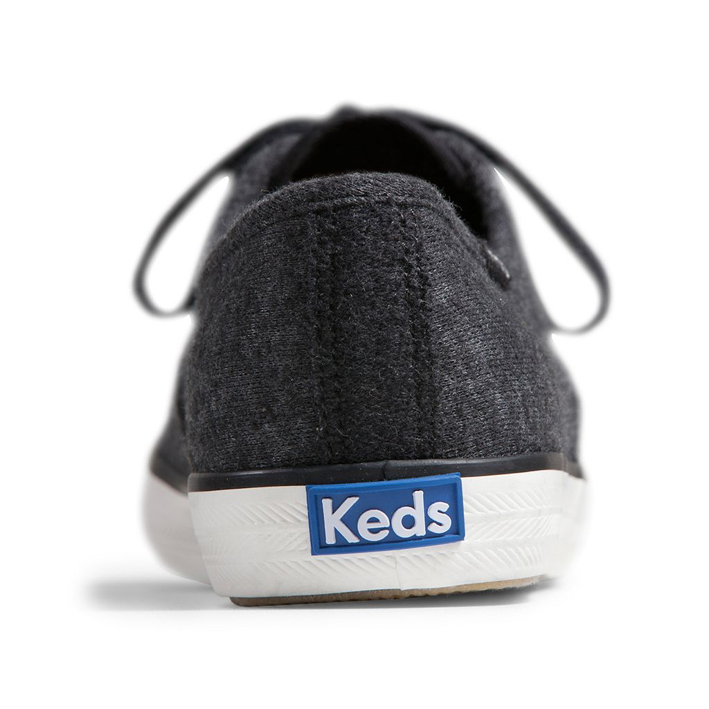 Keds Champion Sweatshirt Jersey Women's Ortholite Sneakers