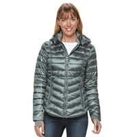 Women's Tek Gear Hooded Puffer Jacket