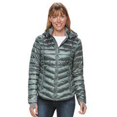 Women's Tek Gear Hooded Puffer Jacket
