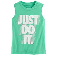 Boys 4-7 Nike Warpspeed Muscle Tee