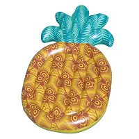 Blue Wave Tropical 86 in Pineapple Inflatable Pool Float
