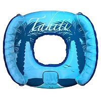 Blue Wave Drift + Escape 4-Person Inflatable Pool Float