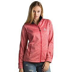 Women's Antigua Houston Rockets Golf Jacket