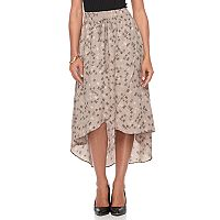 Women's Apt. 9® Tulip Faux-Wrap Skirt