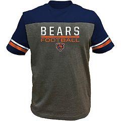 Big & Tall Chicago Bears Football Tee