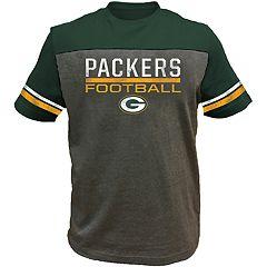 Big & Tall Green Bay Packers Football Tee