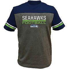 Big & Tall Seattle Seahawks Football Tee