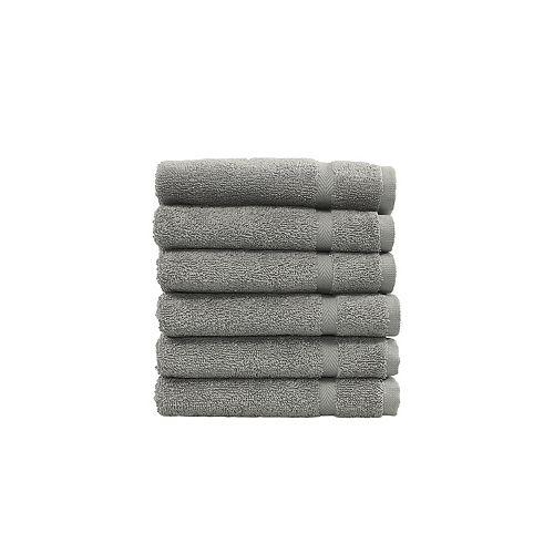 Linum Home Textiles 6-pack Denzi Washcloths