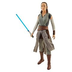 Star Wars: Episode VIII The Last Jedi 18-Inch Rey Big-Figs Figure
